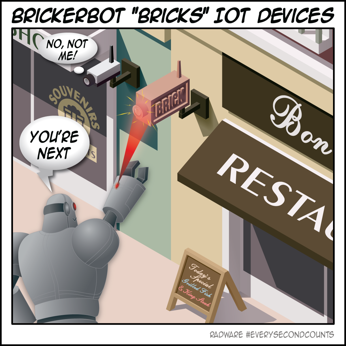 Brickerbot The Dark Knight Of Iot Radware Blog