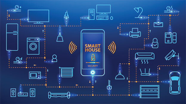 The smart home from lighting to